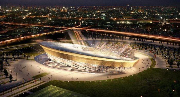 «Региональный стадион Московской области» 44,257