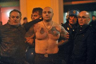 Италия Сербия. Сорванный матч