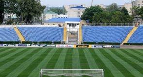 Стадион Таврии готовят к матчу с Динамо + ФОТО