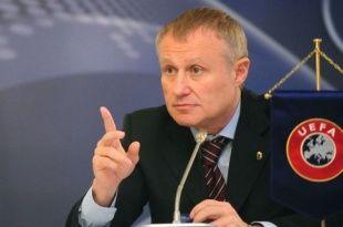Григорий СУРКИС: «Надеюсь, Металлист сделает выводы» / Вице-президент УЕФА сделал заявление по поводу дисквалификации «Металлиста» / Футбол / www.sport.ua