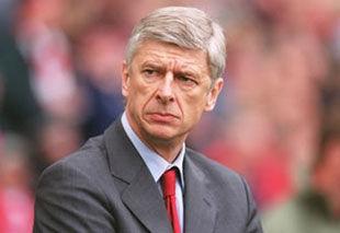 Арсен ВЕНГЕР: «Арсеналу не повезло»