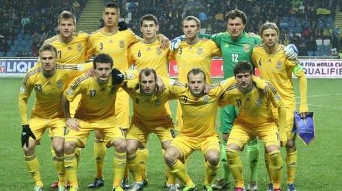Украина поднялась на две строчки в рейтинге ФИФА +ФОТО