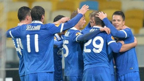 Игроки Днепра просят поддержать команду в матче с Брюгге