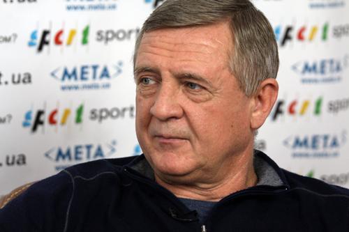 Владимир БЕССОНОВ: «C мотивацией проблем у Днепра не будет»