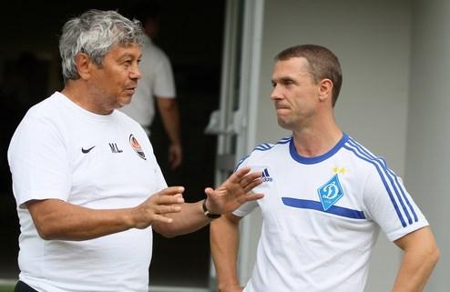 Ребров обошел Маркевича и Луческу в рейтинге лучших тренеров