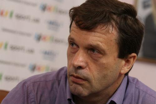 Сергей ШЕБЕК: «Аткинсон - удачный выбор для Днепра»