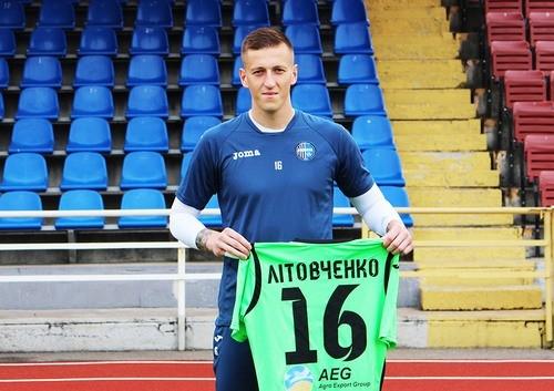 Сергей Литовченко