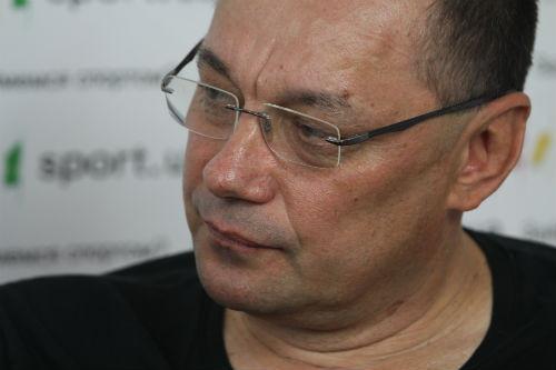 Владимир ЛЮТЫЙ: «Русол же не может уволить своих кумовьев!»