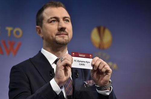 Жеребьевка ЛЕ: «Ириски» для Динамо и Аякс для Днепра
