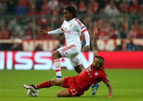 «Баварии» хватило ничейного результата, чтобы выйти вполуфинал Лиги Чемпионов