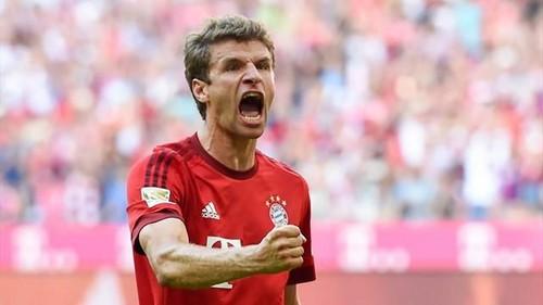Томас Мюллер принес «Баварии» победу над «Вердером» вКубке Германии