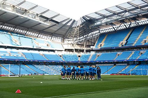 Проявит ли «Манчестер Сити» гостеприимство?
