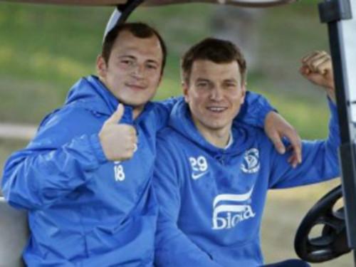 Ротань и Зозуля открыли академию футбола