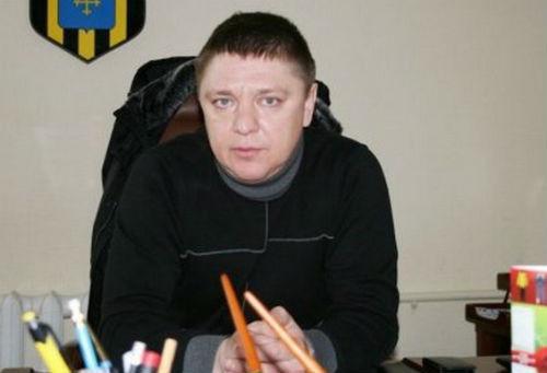 Андрей ПОЛУНИН Шахтер находится на подъеме