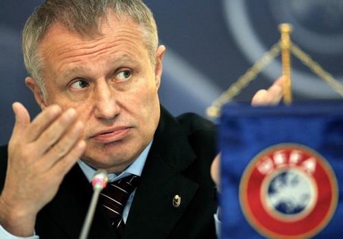 Григорий Суркис не претендует на пост президента УЕФА
