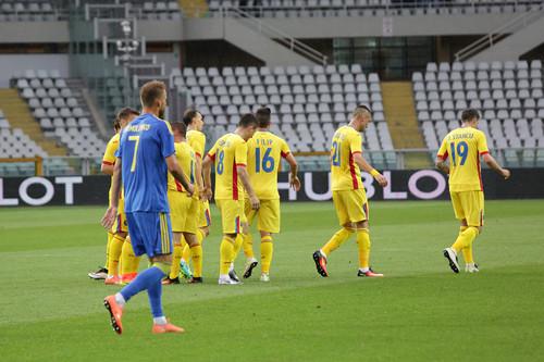 Сборная Украины врезультативном матче обыграла Румынию