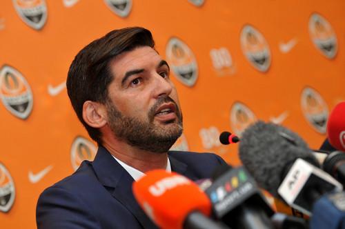 Фонсека провел первую пресс-конференцию вроли тренера «Шахтера»