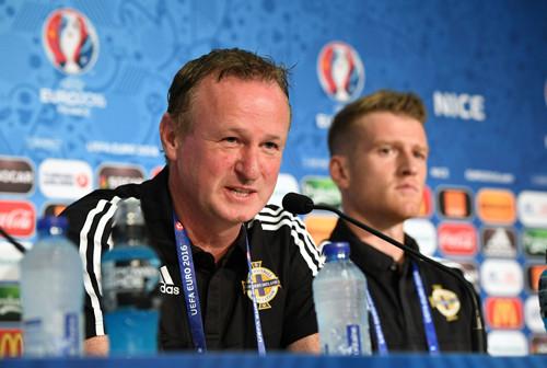 Главный тренер сборной Северной Ирландии - о предстоящем матче с Польшей