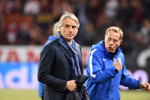 «Интер» подтвердил отставку Роберто Манчини
