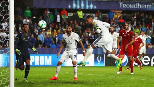 Реал Мадрид— Севилья. Суперкубок УЕФА смотреть онлайн 09.08.2016 смотреть онлайн