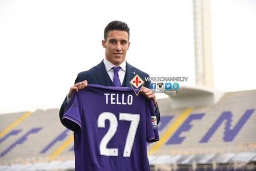 Marca: если Тельо в«Фиорентине» будет сидеть взапасе, «Барселона» оштрафует «Фиалок»