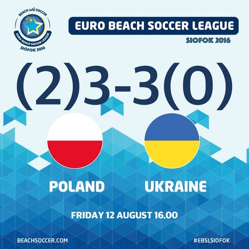 Жители России обыграли португальцев вматче 3-го этапа Евролиги попляжному футболу