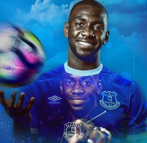 «Эвертон» подписал 5-летний договор  сполузащитником сборнойДР Конго Боласи