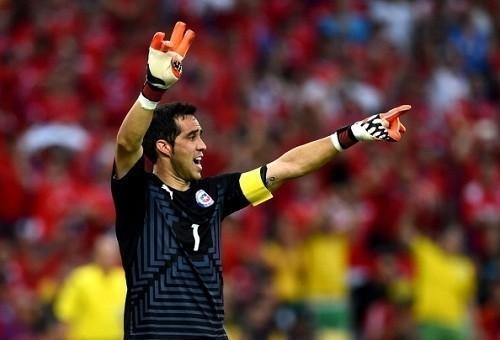 Чилиец Браво готов поменять «Барселону» на«Манчестер Сити»