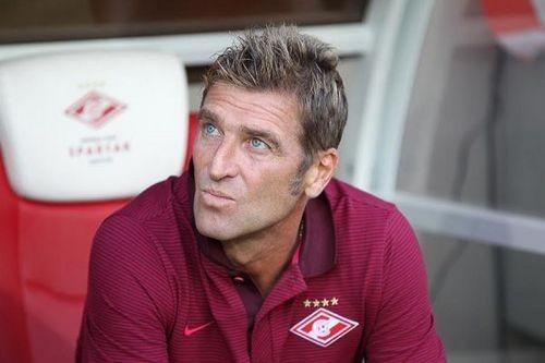 Каррера прокомментировал свое назначение напост основного тренера Спартака