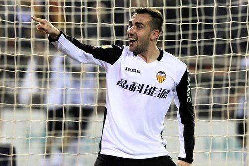Форвард «Валенсии» перейдет в«Барселону»