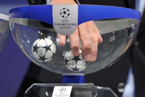 Список участников группового этапа— Лига Чемпионов