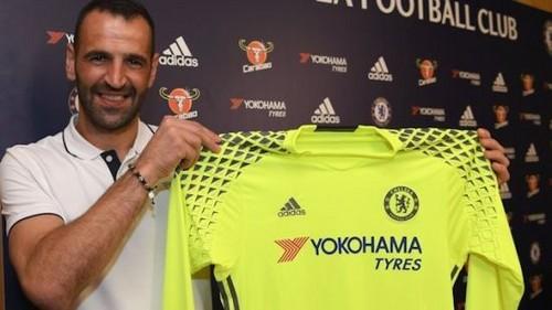 «Челси» объявил отрансфере португальского вратаря Эдуарду