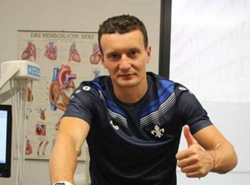 «Дармштадт» проиграл «Кельну»: Федецкого заменили, Олейник вышел вконцовке матча