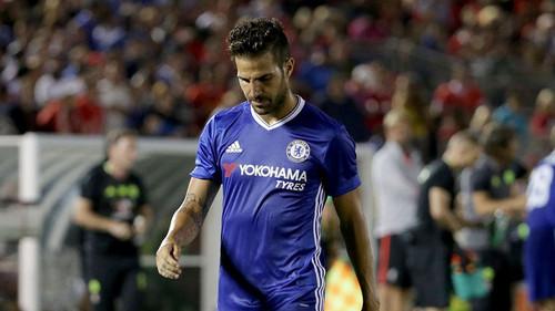 «Милан» делал запрос в«Челси» поаренде Фабрегаса, игрок желает остаться