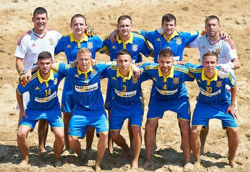 Сборная Российской Федерации попляжному футболу стартовала спобеды вотборочном турниреЧМ