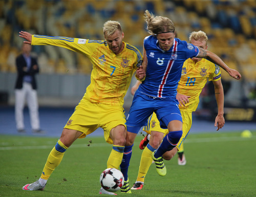 Исландия: Онлайн трансляция матча Украина