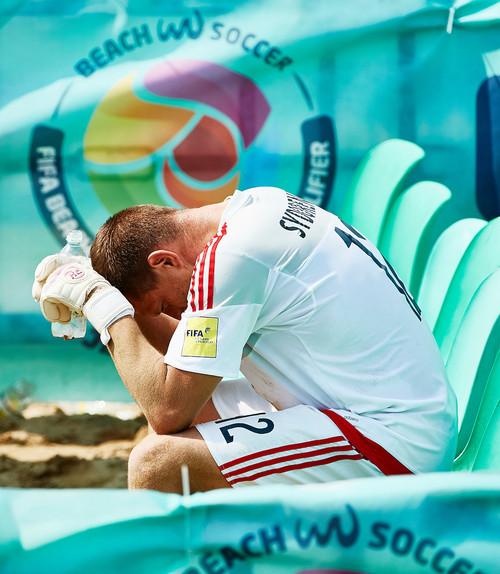 Украинцы стали соперниками россиян погруппе отбора наЧМ попляжному футболу