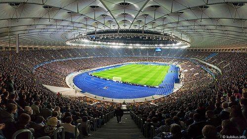 Наследующей неделе Киев могут объявить владельцем финала Лиги Чемпионов,— телевизионный ведущий