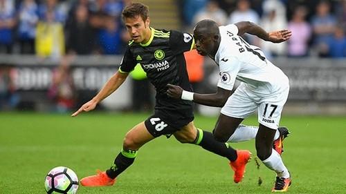 Аспиликуэта: результат матча с«Суонси»— немалое разочарование для «Челси»