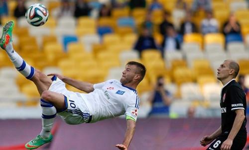 Заря сместила Динамо на 3-е место: смотреть гол напоследних секундах