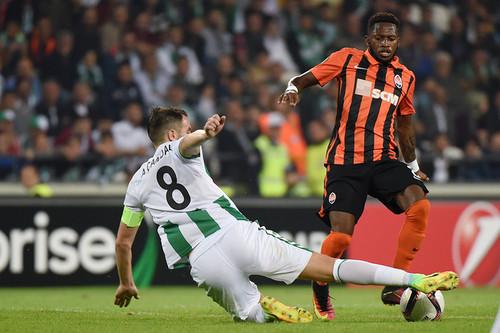 «Заря» сыграла вничью с«Фенербахче» встартовом матче Лиги Европы