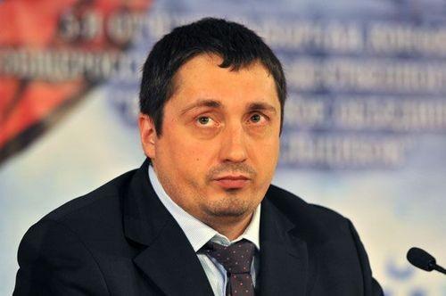 В российской столице насъезде РФС задержали основного болельщика РФ