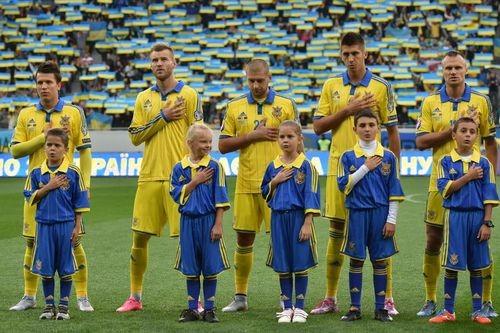 Шевченко огласит состав сборной Украины 30сентября