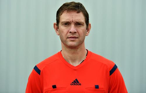 Арановский обслужит матч Лиги Европы