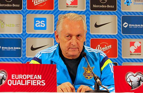 Шева официально вошел вштаб сборной государства Украины