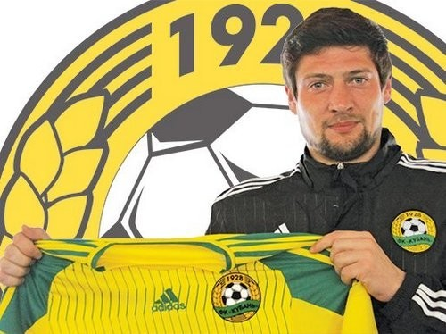 Селезнев подписал контракт с Кубанью по схеме 1+1