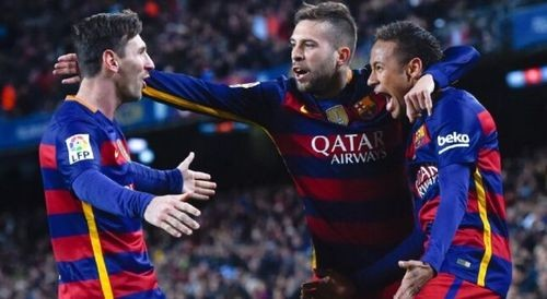 «Барселона» не испытала проблем в игре с «Райо Вальекано»