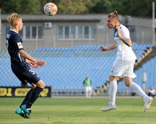Одесский «Черноморец» победил каменскую «Сталь»