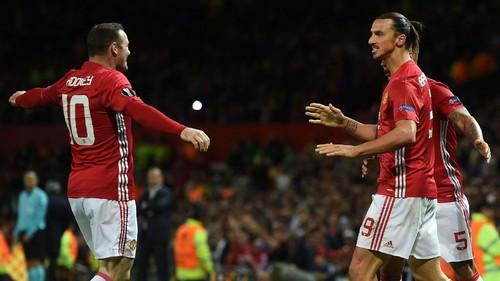 Форвард «Манчестер Юнайтед» Ибрагимович: с«Зарей» сложился сложной матч