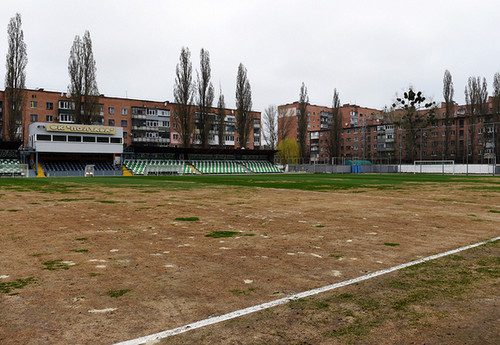 «Черноморец» несможет проводить домашние матчи вОдессе